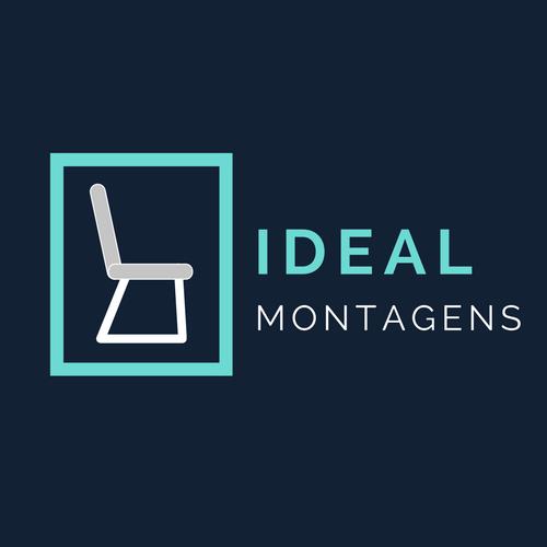 logo ideal montagens (
